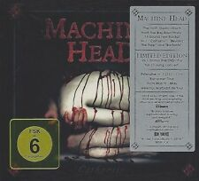 Machine Head/Catharsis-LIMITED EDITION * NEW CD + DVD 2018 * NOUVEAU