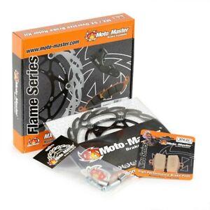 MOTO-MASTER FRONT BRAKE KIT 270MM FLOATING KTM EXC MODELS 2010-ONWARD