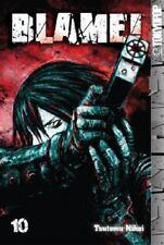 Blame! Vol. 10, Tsutomu Nihei, Good Book