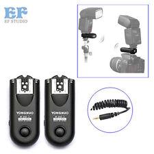 Yongnuo RF-603 II Flash Trigger for Canon Nikon Pentax Olympus Panasonic Sony