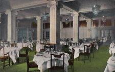 Postcard Dining Room Hotel Stewart San Francisco Ca