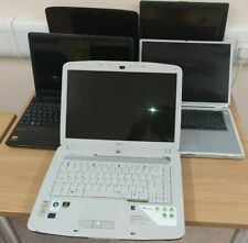 5 x Laptop Bundle of 3 x Acer, 1 x Sony Vaio, 1 x Apple for repairs or spares