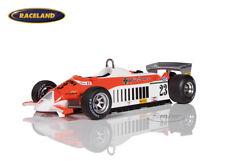 Alfa Romeo 179 V12 F1 5° GP Deutschland 1980 Bruno Giacomelli, Looksmart 1:18