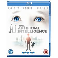 A.I. Artificial Intelligence New Blu-ray RegB