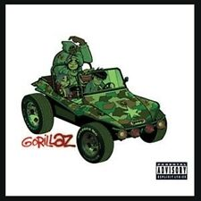 Gorillaz-Gorillaz - 2 VINILE LP 16 tracks Brit Pop/Rock Nuovo
