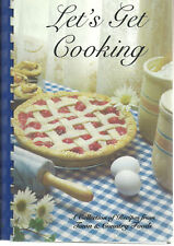 * AURORA CO 1996 LET'S GET COOKING COOK BOOK * TOWN & COUNTRY FOODS * COLORADO