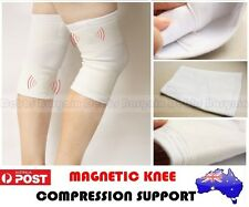 MAGNETIC THERAPY KNEE SUPPORT PAIN RELIEF SPORTS STRETCH BREATHABLE BAND BRACE