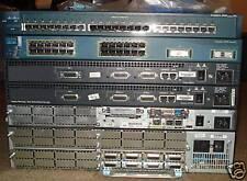 Cisco 2600 3600 2610 3640 Routers CCNA CCNP CCIE Lab