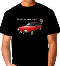 82' 83'  FORD   XE   ESP FAIRMONT  GHIA     5.8  V8       QUALITY  BLACK  TSHIRT