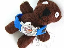 Mr.Bean * Rowan Atkinson Teddy Bear* Mr.Bean's 3D KID's Watch & keychain doll