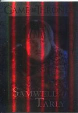 Game Of Thrones Season 3 Foil Parallel Base Card  35 Samwell Tarly