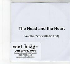 (FB959) The Head And The Heart, Another Story - 2014 DJ CD