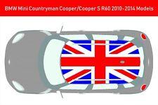 Brand New Custom BMW Mini Countryman Cooper S R60 Stickers Vinyl Graphics Kit