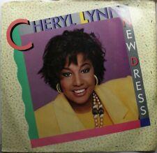 Soul Picture Sleeve Promo 45 Cheryl Lynn - New Dress / New Dress On Manhattan