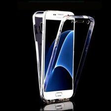 Funda Case cover silicona Lisa Samsung Galaxy J1 2016 Rosa