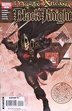 Mystic Arcana: BLACK KNIGHT #1_Roy Thomas,story_Tom Grummett,art_Marvel Comics