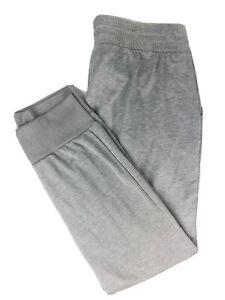 Adidas Climawarm Gray Fleece Lined Sweat Pants Men's Joggers Size XL 34-38x30