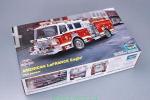 Trumpeter 1/25 02506 American LaFRANCE Eagle Fire Pumper