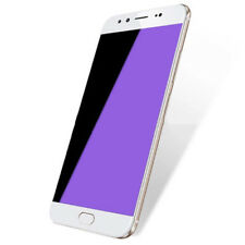 Full covered Anti-Purple Tempered Glass Film For Huawei iPhone OPPO soft edge
