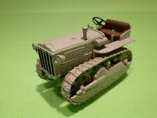 UNIVERSAL HOBBIES 1:43  FIAT TRACTOR  RUPS  - RARE SELTEN - GOOD CONDITION