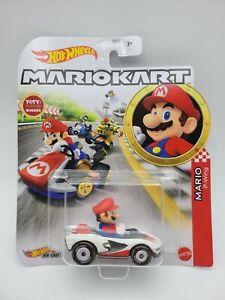 Hot Wheels MarioKart Mario P-Wing by Mattel FREE SHIPPING