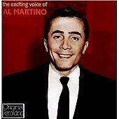Exciting Voice Of Al Martino, Al Martino, Audio CD, New, FREE & FAST Delivery