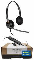 Plantronics EncorePro HW525 USB Headset (203444-01) Brand New 2 Yr Warranty