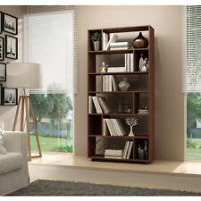 Oku 6 Tier Bookshelf Storage Display Organizer Bookcase Mandeltre