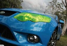 2008-2013 Ford FG Headlight covers Fluro Green xr6 and xr8 models