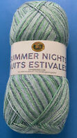Lion Brand Summer Nights Bonus Bundle Treasure Island 512-301 Super Fine 875 Yds