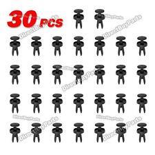 30pcs Front Fascia Plastic Fender Retainer Push Rivet for 11-14 Chrysler 200