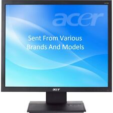 "Cheap CCTV PC FLAT LCD MONITOR 17 "" Inch Mix Brand Dell HP LENOVO NEC IIYAMA etc"