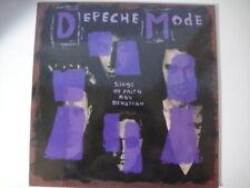 Depeche Mode-Canciones de Fe y Devoción 1993 Lp ruso diferentes!