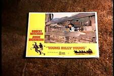 YOUNG BILLY YOUNG 1969 LOBBY CARD #7