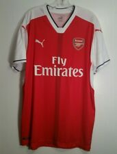 New Puma Athletic Arsenal AFC Home Replica Soccer Jersey-Shirt SZ / XL
