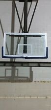 Spaulding Basketball Backboard Glass Local College Practice Courts