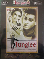 Junglee, DVD, Bollywood Ent, Hindu Language, English Subtitles, New