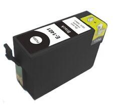 5 Generic T1401,140 black ink cartridges for Epson NX635 WF3520 WF525 WF7510