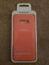 Samsung s8 plus pink silicone cover, brand new.