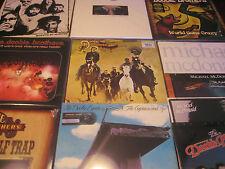 DOOBIE BROTHERS AUDIOPHILE 9 LP 180 GRAM SET + 4 ORIGINAL 80'S LP'S + 5 CD SET