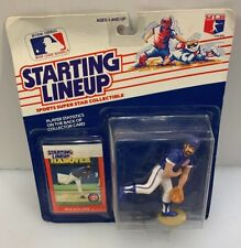 Starting Lineup Baseball 1988 Rick Sutcliffe # 40 Chicago Cubs Blue Jersey