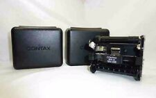 """""""Excellent!!""""Contax 645 MFB-1A 120/220 Film Insert """"w/ 2cases"""" from Japan"""