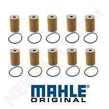 For Mercedes W164 W166 W211 Sprinter Mahle Set of 10 Oil Filter Kit 6421800009