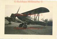 J600 Pilsen Flugplatz airbase tschechisches Avia B.534 Beute Flugzeug Kennung