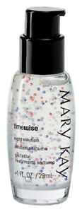 Mary Kay TimeWise Night Solution Dry To Oily Skin Brand New In Box