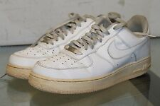 NIKE AIR FORCE 1 AF-1-82 Men's Athletic Style Shoes White Running 315122-111