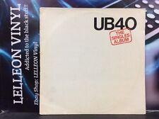 UB40 The Singles Album LP Album Vinyl Record GRADLSP3 Reggae 80's Ali Campbell