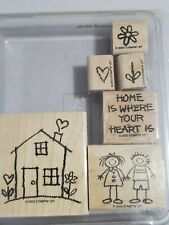 Heart & Home Stamp Set by Stampin Up