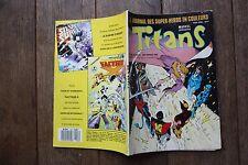 TITANS N°128/TBE/LUG/MARVEL