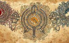 Stampa incorniciata – Buddismo (PICTURE Buddista Buddha Oriental Mandala Monaco Asiatico)